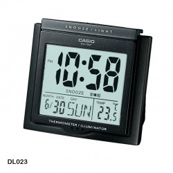 Casio DQ-750F-1DF Table...