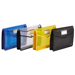 File Bag Snap Button Trio...