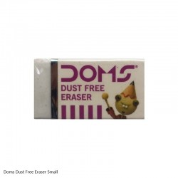 Doms Dustfree Eraser Small