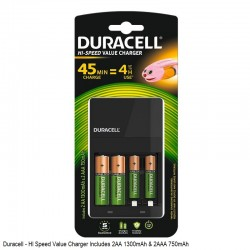 Duracell Hi-Speed Value...