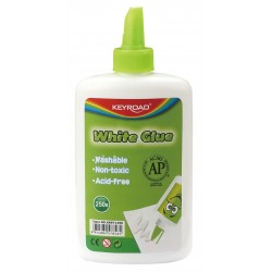 White Glue 250g Keyroad...