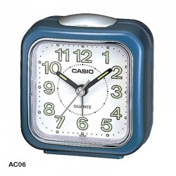 Casio AC06 Table+Travelers...