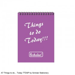 A7 Things to do Today...