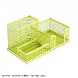 Deli 9154 Pen Stand Mesh in...