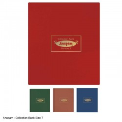 Collection Book Size 7