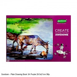 Sundaram Plain Drawing Book...