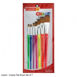 Camlin Champ Flat Brush Set...
