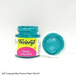 320 Turquoise Blue Pearl...