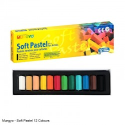 Mungyo Soft Pastels for...