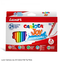 Luxor Carioca Joy 24 Colors...