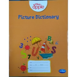 Vikas Apple Picture Dictionary