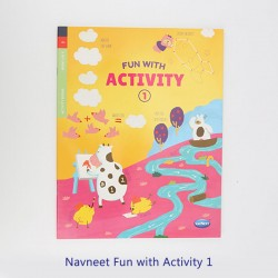 Navneet Fun with Activity...