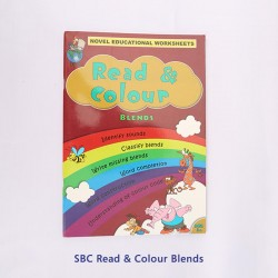 Read & Colour - Blends...