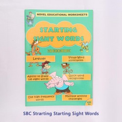 Starting Sight Words...