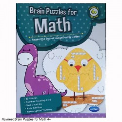 Navneet Brain Puzzles for...