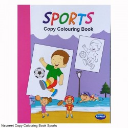 Navneet Copy Colouring Book...