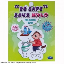 Navneet - BE SAFE Says Mylo...