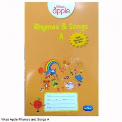 Vikas Apple Rhymes and Songs A