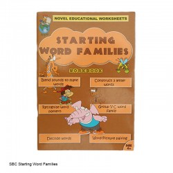 Starting Word Families...