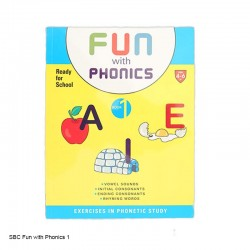 Fun with Phonics set of 4...