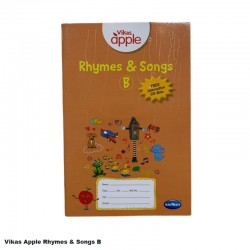 Vikas Apple Rhymes and Songs B with Free Interactive CD-Rom