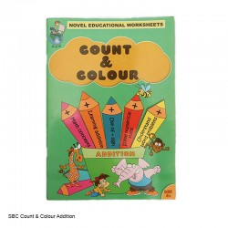 Count and Colour Addition -...