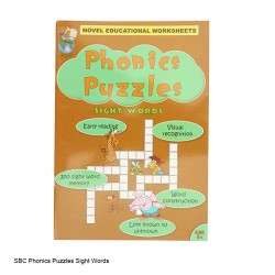 Phonics Puzzles Sight Words...