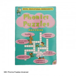 Phonics Puzzles Advanced -...