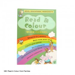 Read and Colour Word...