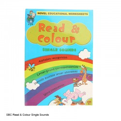Read and Colour Single...