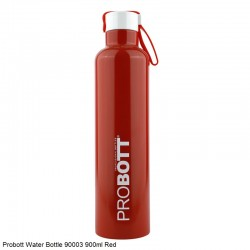 PB 900-03 Bang Red Stainless steel double wall vacuum flask Probott