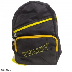 Trust 3009 Black Backpack Bag