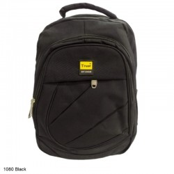 Trust 1080 Black Backpack Bag