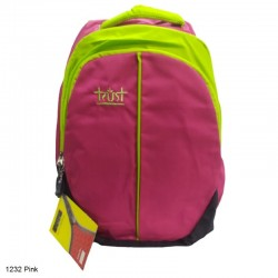 Trust 1232 Pink Backpack Bag