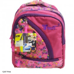 Trust 1247 Pink Backpack Bag