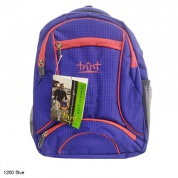 Trust 1260 Blue Backpack Bag