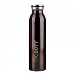 PB 750-16 Probott Stainless steel double wall vacuum flask MILKY  -Coffee