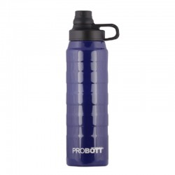PB 900-01 Probott Stainless steel double wall vacuum flask SPECTRA  -Blue