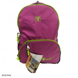 Trust 3019 Pink Backpack Bag