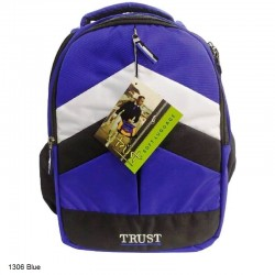 Trust 1306 Blue Backpack Bag
