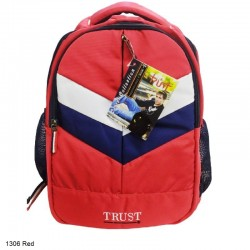 Trust 1306 Red Backpack Bag