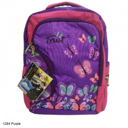 Trust 1284 Purple Backpack Bag