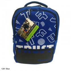 Trust 1291 Blue Backpack Bag