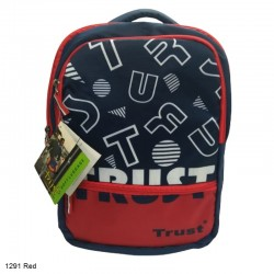 Trust 1291 Red Backpack Bag