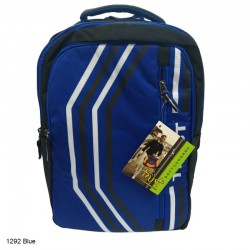 Trust 1292 Blue Backpack Bag