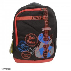 Trust 1299 Black Backpack Bag