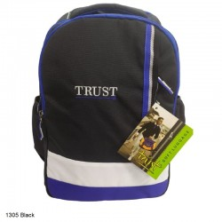 Trust 1305 Black Backpack Bag