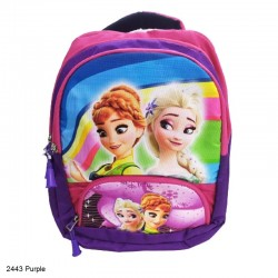 Trust 2443 Purple Backpack Bag