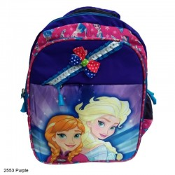 Trust 2553 Purple Backpack Bag
