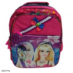 Trust 2553 Pink Backpack Bag